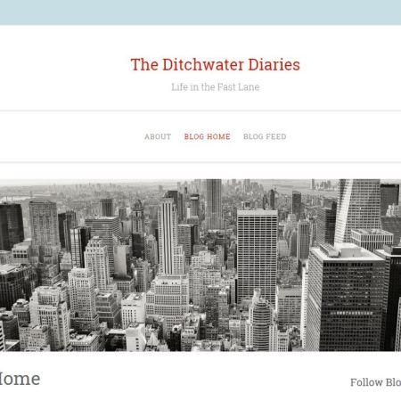 Example of Penscratch WordPress theme